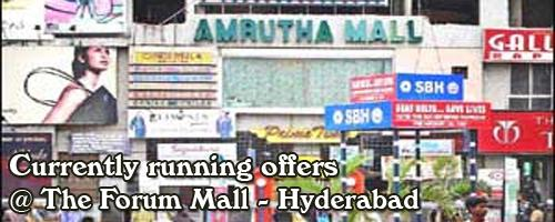 Amrutha Mall - Hyderabad Sale Offers India
