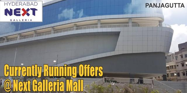 L and T Next Galleria Metro Mall -  Punjagutta Sale Offers India