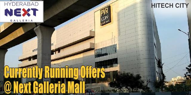 L and T Next Galleria Metro Mall - Hitech City Sale Offers India