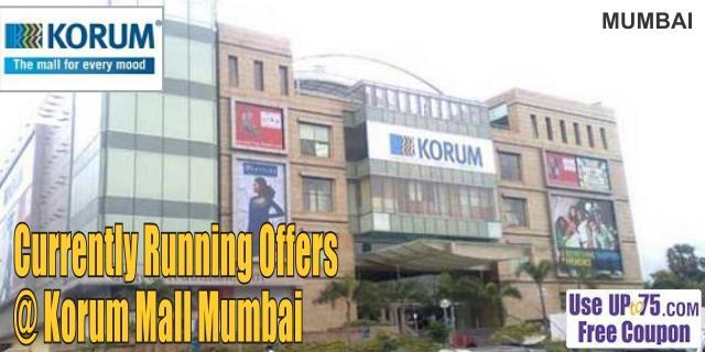 Korum Mall - Mumbai Sale Offers India