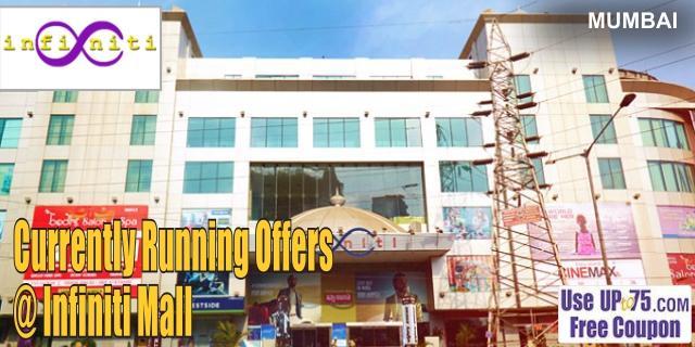 Infiniti Mall - Andheri Mumbai Sale Offers India