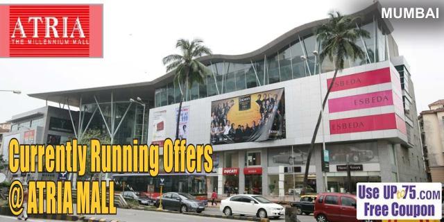 Atria The Millenium Mall - Mumbai Sale Offers India