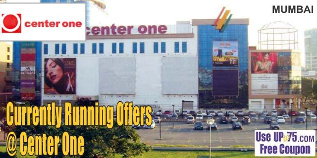 Center One Mall - Mumbai Sale Offers India