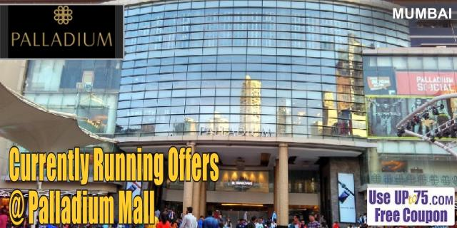 Palladium Mall - Mumbai Sale Offers India