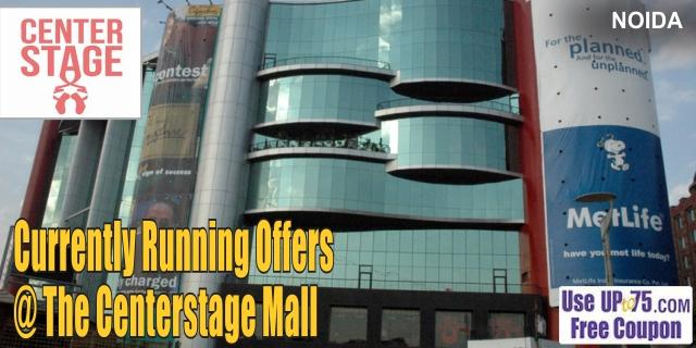 The Centerstage Mall - Noida  Sale Offers India
