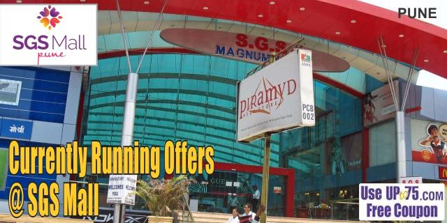 SGS Mall - Pune Sale Offers India