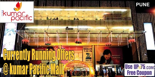 Kumar Pacific Mall - Pune Sale Offers India