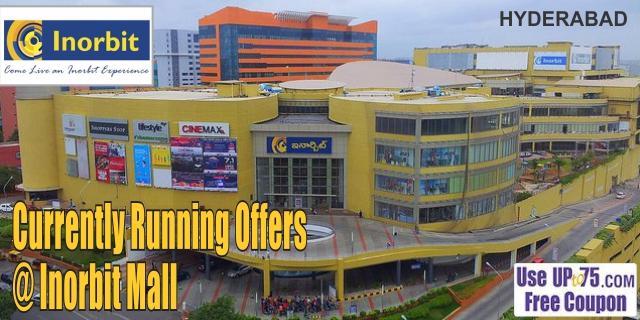 Inorbit Mall - Hyderabad Sale Offers India