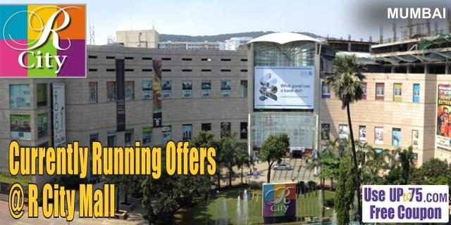 R City Mall - Mumbai Sale Offers India