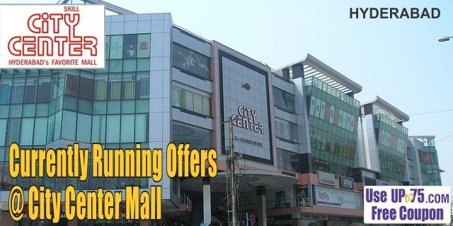 City Center Mall - Hyderabad Sale Offers India