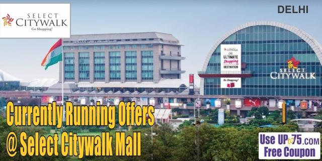 Select Citywalk Mall - Delhi Sale Offers India