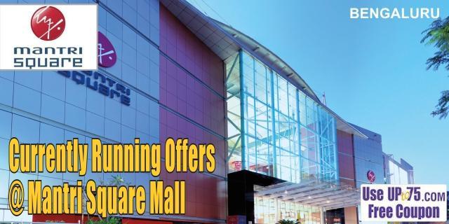 Mantri Square Mall - Bangalore Sale Offers India