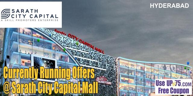 Sarath City Capital Mall Sale Offers India