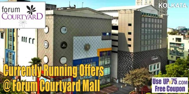 Forum Courtyard Mall - Kolkata Sale Offers India