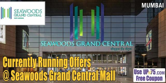 Seawood Grand Central Mall-Mumbai Sale Offers India