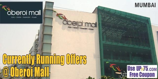 Oberoi Mall - Mumbai Sale Offers India