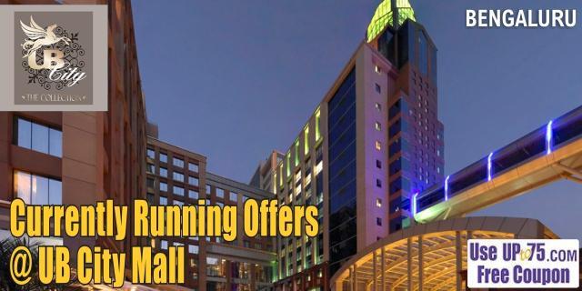 UB City Mall - Bengaluru Sale Offers India