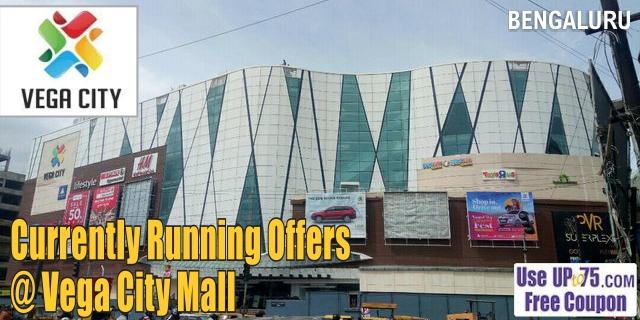 Vega City Mall - Bengaluru Sale Offers India