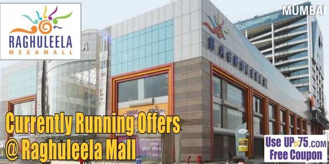 Raghuleela Mega Mall Kandivali - Mumbai Sale Offers India