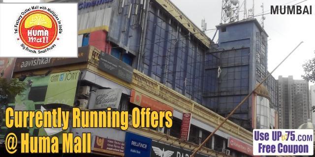 Huma Mall - Mumbai Sale Offers India
