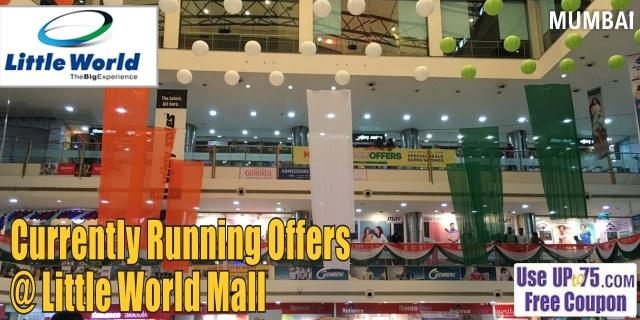 Little World Mall- Mumbai Sale Offers India