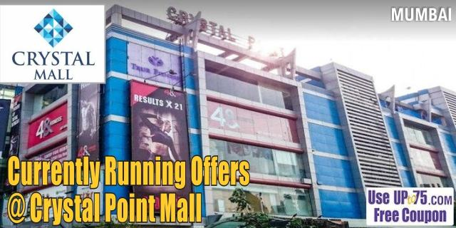 Crystal Point Mall - Mumbai Sale Offers India