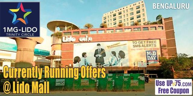 Lido Mall - Bangalore Sale Offers India