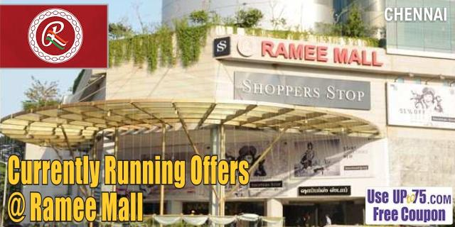 Ramee Mall - Chennai Sale Offers India