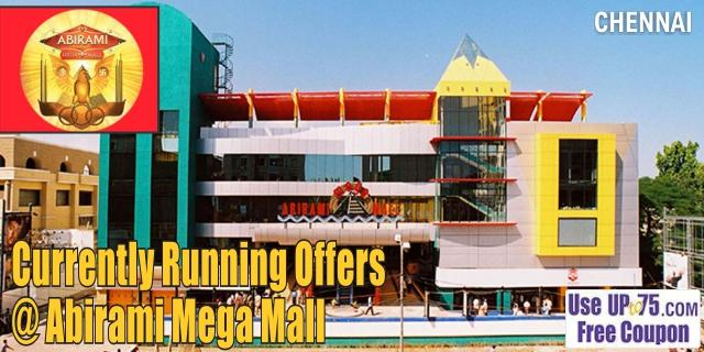 Abirami Mega Mall - Chennai Sale Offers India
