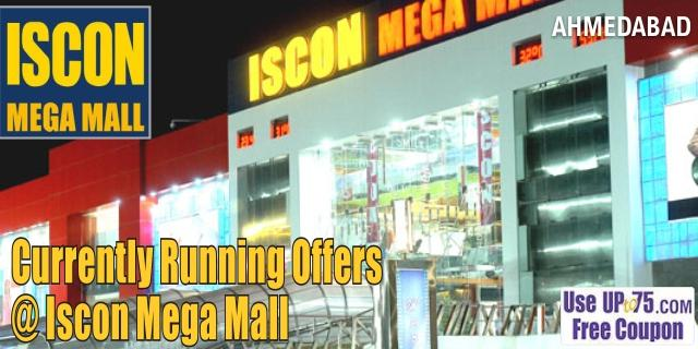 Iscon Mega Mall - Ahmedabad Sale Offers India