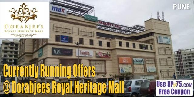 Dorabjees Royal Heritage Mall Sale Offers India