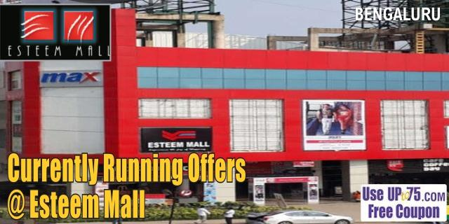Esteem Mall - Bangalore Sale Offers India