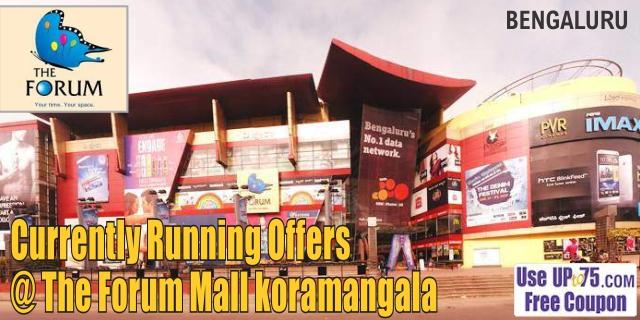 The Forum Mall Koramangala - Bangalore Sale Offers India