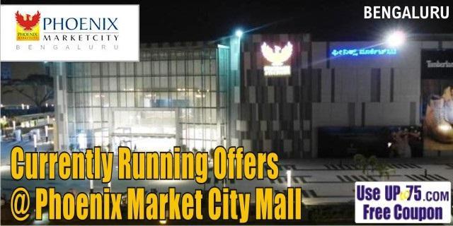 Phoenix Market City Mall - Bangalore  Sale Offers India