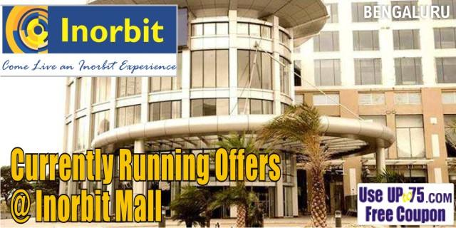 Inorbit Mall - Bangalore Sale Offers India