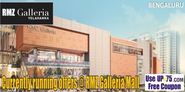 RMZ Galleria Mall- Bengaluru Sale Offers India
