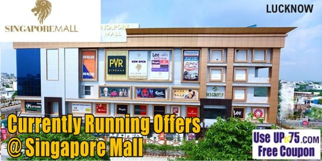 Singapore Mall - Lucknow Sale Offers India