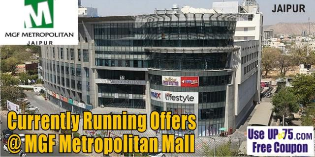 MGF Metropolitan Mall - Jaipur Sale Offers India