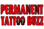 Permanent Tattoo Buzz in