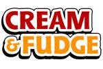 Cream & Fudge in