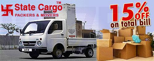 State Cargo Packers and Movers offers India