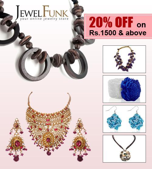 JewelFunk offers India