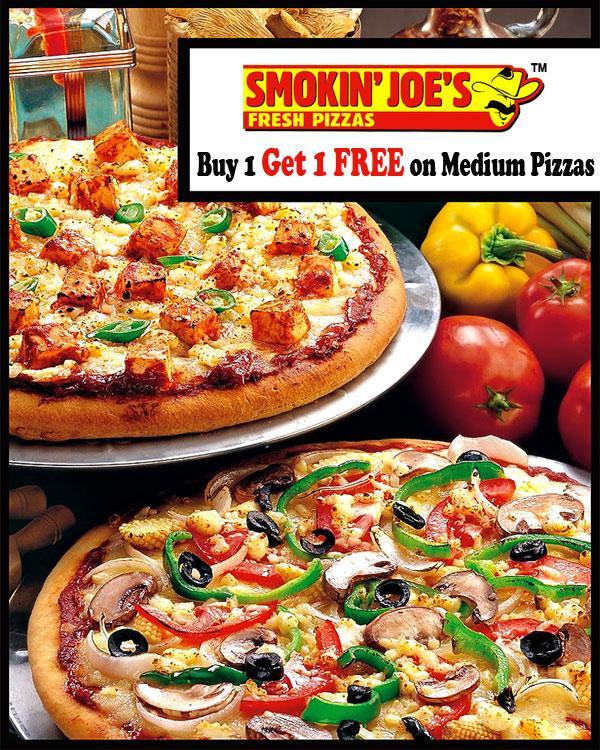Smokin Joes offers India