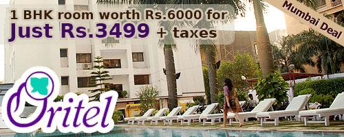 Oritel Service Apartments offers India