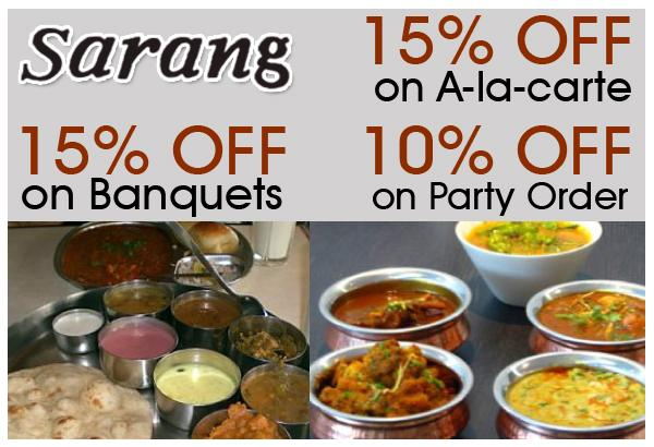 Hotel Sarang offers India