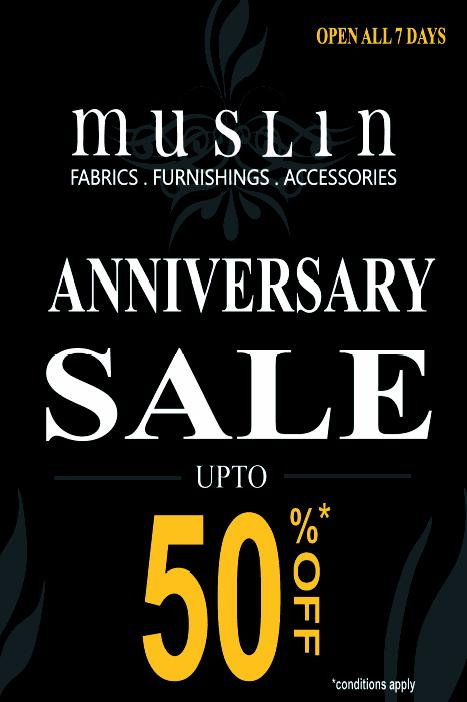 Muslin offers India