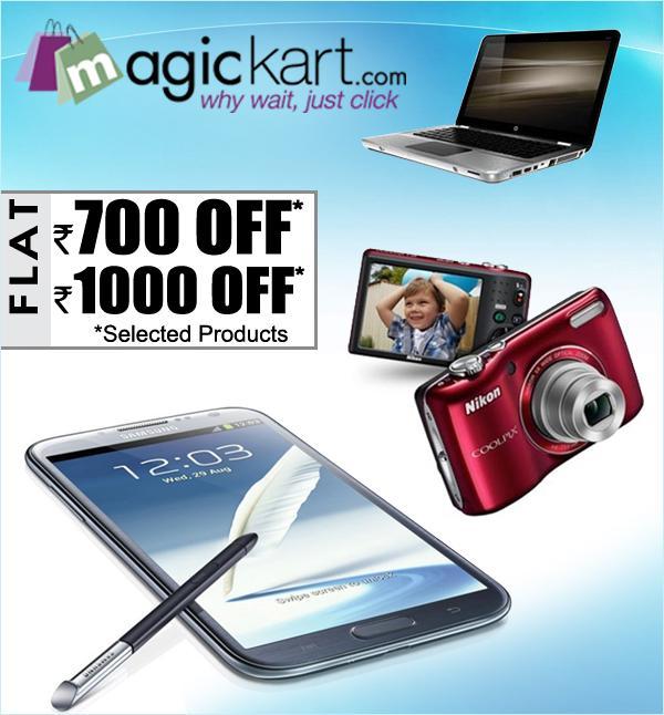 MagicKart.com offers India