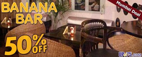 Banana Bar offers India