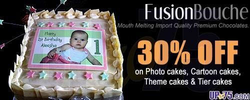 Fusion Bouche offers India