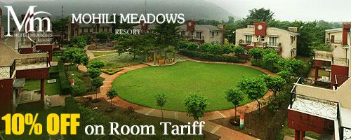 Mohili Meadows offers India